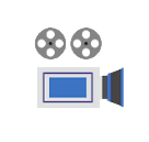 live church video streaming icon